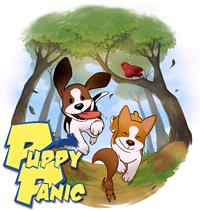 Puppy Panic Logo